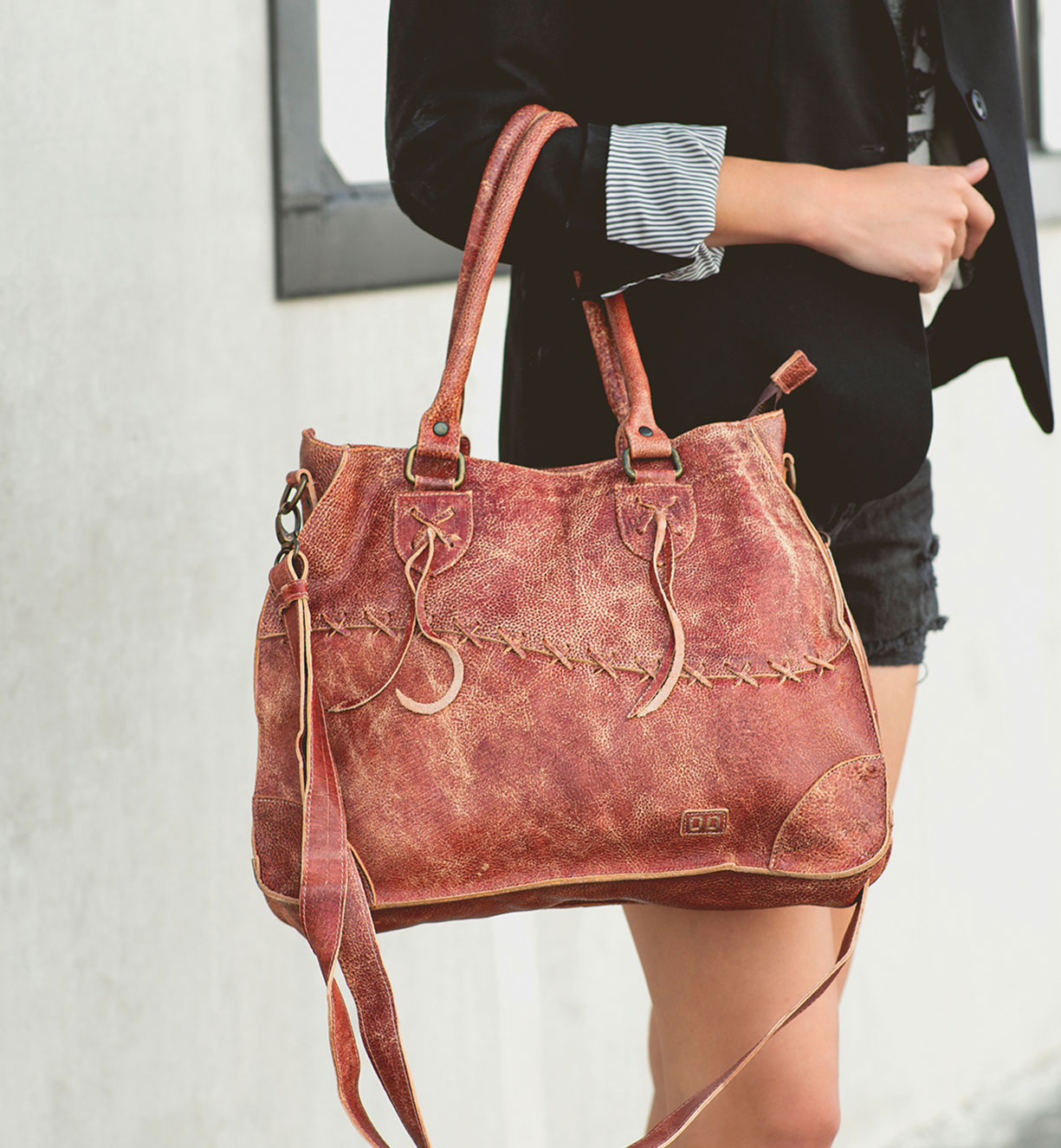 bedstu women's leather bags