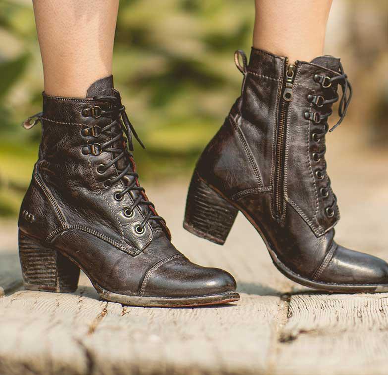 women's short boot judgement