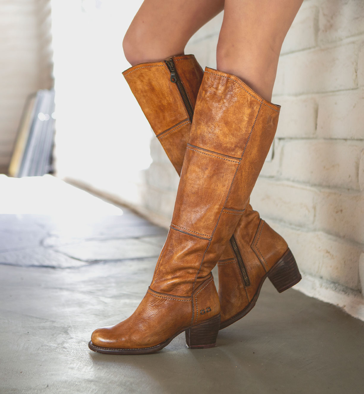 bedstu women's leather boots