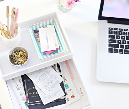 Declutter And Organize Your Way To A New You!
