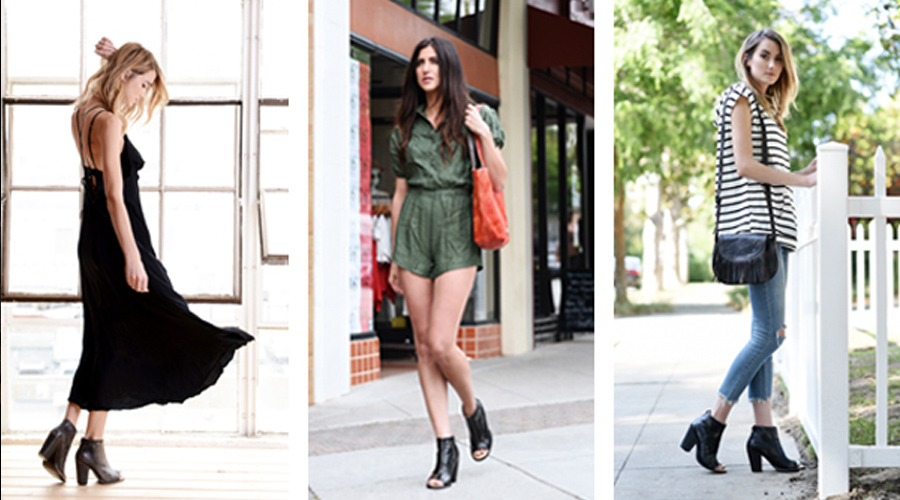 How To: Style Summer Heels