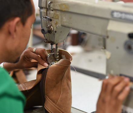 Do You Know What Your Shoes Are Made Of?