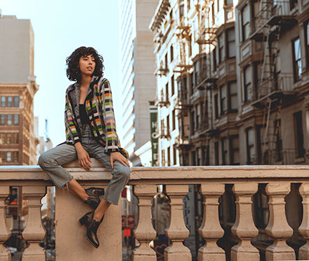 City Vibes: Fall Styling