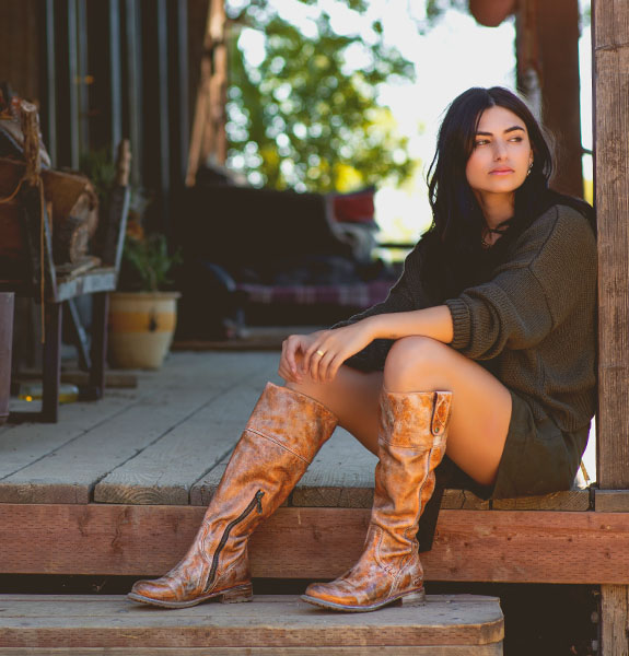 New for fall - JACQUELINE tall boot