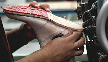 BED|STÜ footwear is handmade in León, Mexico using traditional shoemaking processes.
